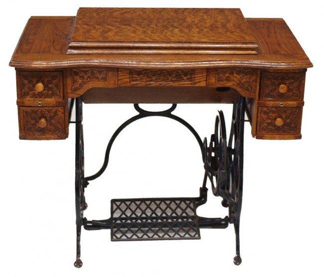 tredle sewing machine