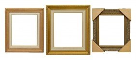 """(3) PICTURE FRAMES, 20"""" X 24"""""""