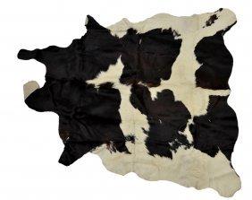 BLACK & WHITE COWHIDE