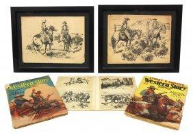 (5)eggenhofer (1897-1985) Illustrations & Books