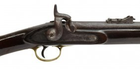 Civil War Era Enfield Tower 1861 Percussion Musket