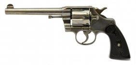 Colt Army Special .38 Revolver,