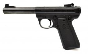 Ruger 22/45 As New .22lr Semi-automatic Pistol