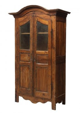 French Country Kitchen Cabinet