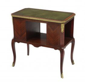 Louis Xv Style Rosewood Side Table Or Cabinet