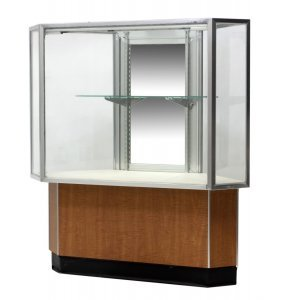 Jewelry Store Glass Display Case