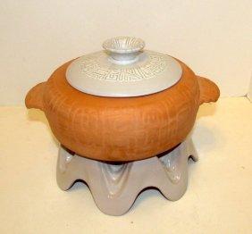 Mid Century Modern Frankoma Pottery