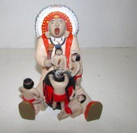Native American Pueblo White Feather Studios Story