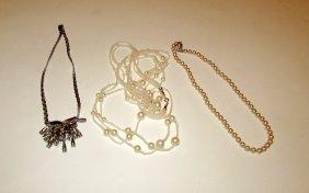 Vintage Designer Costume Jewelry Lot