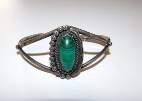 Old Pawn Native American Navajo Sterling Silver