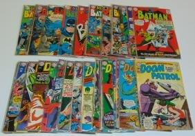 Marvel & DC. Comic Lot. Long Box.