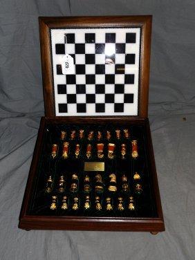 Igor Carl Faberg é Imperial Chess Set