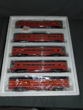 Williams 2612 Southern Pacific Daylight Set