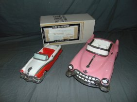 Packard Convertible, Cookie Jar & Ceramic