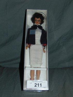 Vintage Barbie Doll Nurse