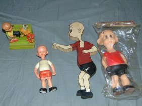 Carl Anderson Henry Collectible Lot