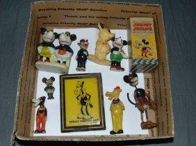 Vintage 1930's Disney Collectible Lot