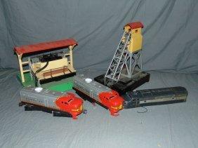 Lionel #97 Coal Loader, Log Loader And More