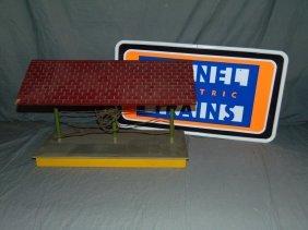 Custom Built Standard Gauge Freight Platform