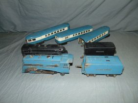 Lionel Train Lot, Steam Loco & Tenders