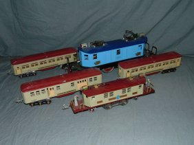 Ives & Mccoy Train Lot