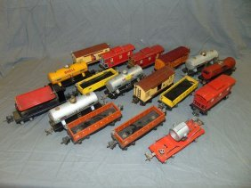 Large Lot Of Lionel O Scale