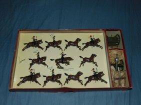 Britains. Royal Horse Artillery.