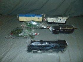 Lionel Sears Military Steam Set 9820, No Boxes