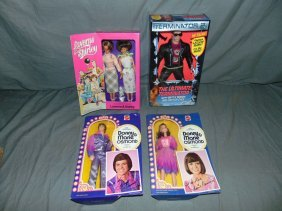 Lot Of 4 New In Box Dolls/action Figures