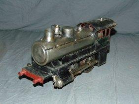 European Steam Engine