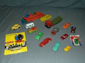 Assorted Diecast Vehicle Lot