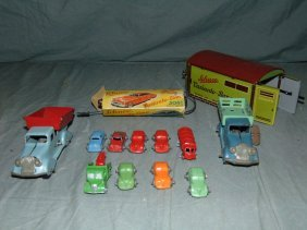 Diecast Vehicle Lot
