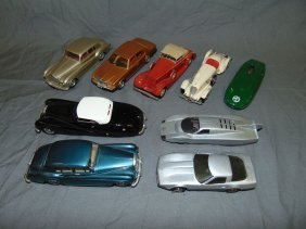 Western Models Diecast Car Lot
