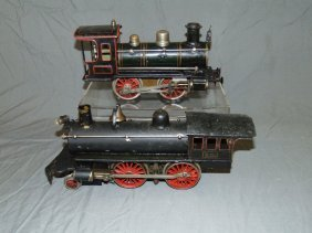 Lot Of Two German Engines.