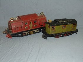 Lot Of Two Engines