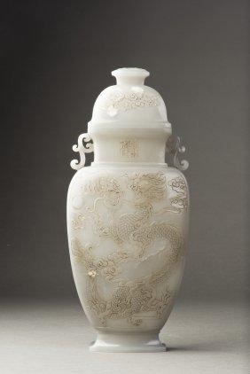 A Jade Vase
