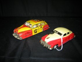 LUPOR OPEN AIR CITY CAB & MP YELLOW RED M/G CAR