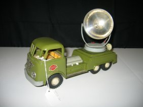 GAMA SEARCHLIGHT TRUCK
