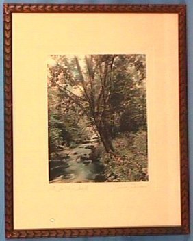 David Davidson - The Babbling Brook
