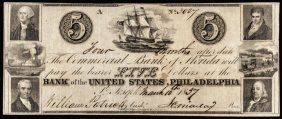 Obsolete, St. Joseph, Fl. + 2nd Bank Of The U.s.