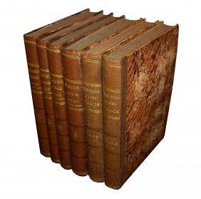 [novels] Hugo, 1869, 2 Works, 6 Vols