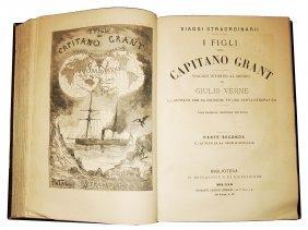 [novels] Verne, I Figli Del Capitano Grant, 1875