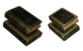 [binding, Prayers & Devotions] 2 Works, Ca. 1850