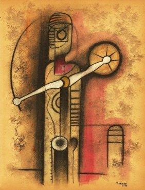 Rufino Tamayo (mexican, 1899-1971)