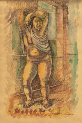 Mario Carreno (cuban, 1913-1999)