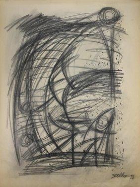 Frank Stella (american, B. 1936)
