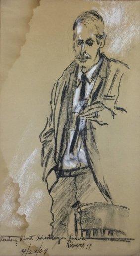Larry Rivers (american, 1923-2002) (attrib.)