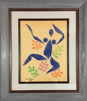 Henri Matisse Work On Paper