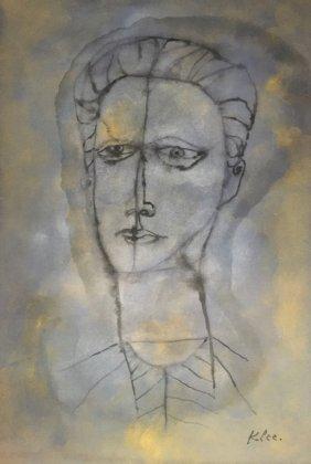 Paul Klee Watercolor