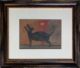 Rufino Tamayo (attrib.)(1899-1991). Mexico